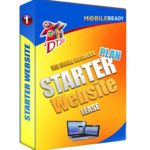 starter website pg